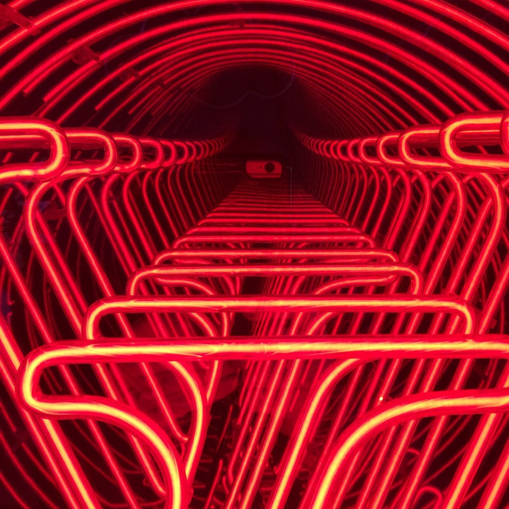 Louis Vuitton Kemp London Bespoke Neon Signs Prop