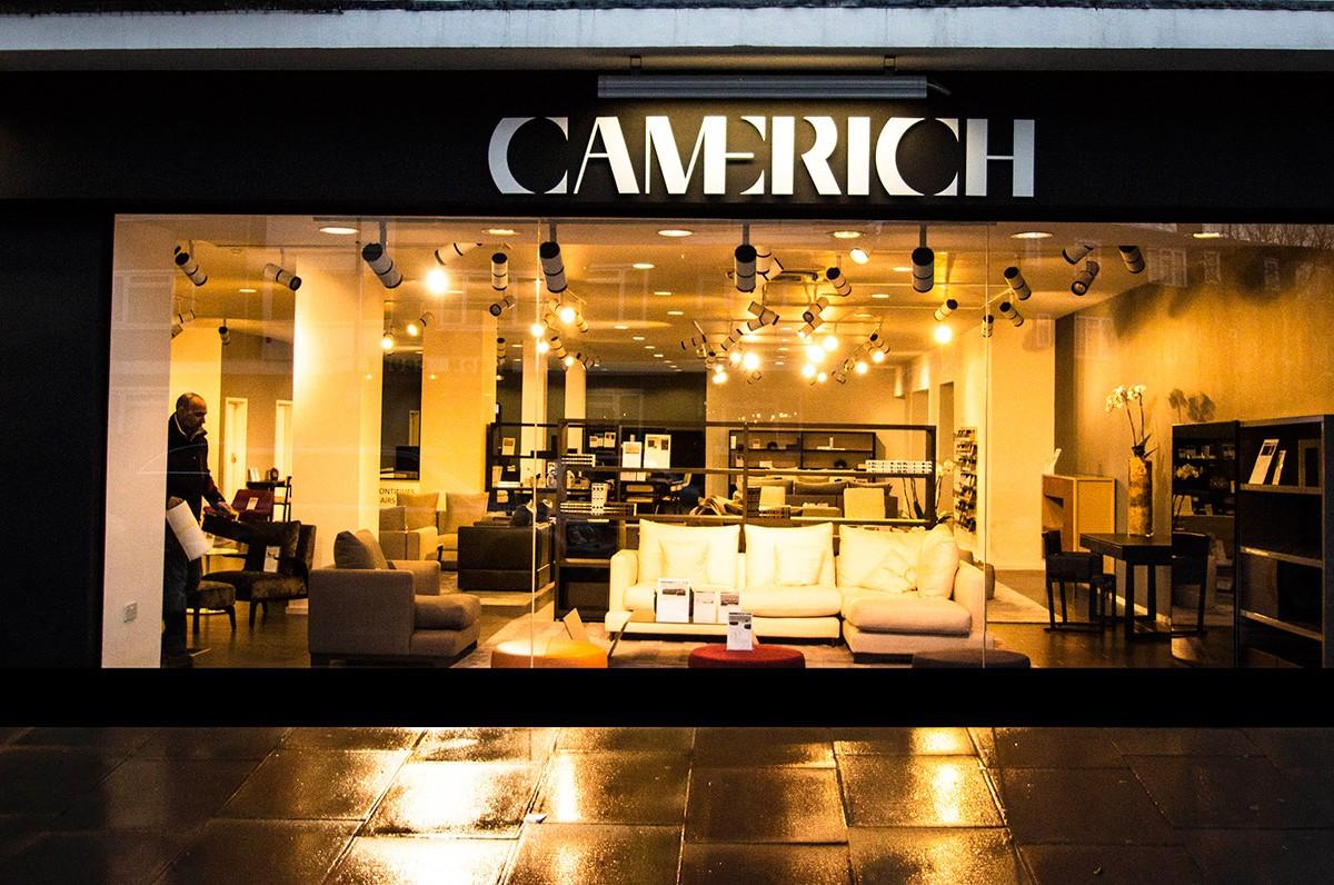 Camerich Kemp London Bespoke Neon Signs Prop Hire