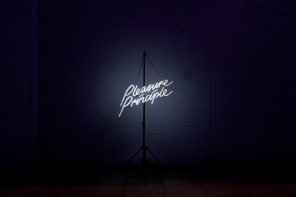 Pleasure Principle Kemp London Bespoke Neon Signs