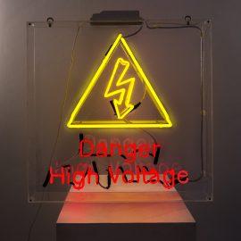 Prop Hire - Kemp London - Bespoke neon signs, prop hire, large